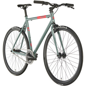 FIXIE Inc. Blackheath petrol/red